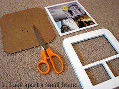 Doll Craft - Make a Bulletin Board for Your Doll