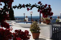 Flowers on the terrace. Sorrento, Terrazzo, Villa, Flowers, Floral, Royal Icing Flowers, Villas, Florals, Flower