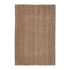 Jute is a durable and recyclable material with natural colour variations.