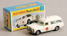 A price / valuation and model variation guide for the Superfast range of die cast toys by Lesney Matchbox. Miniature Cars, Corgi Toys, Hobby Toys, Matchbox Cars, Automobile, Hot Wheels Cars, Emergency Vehicles, Diecast Model Cars, Childhood Toys