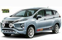 Modifikasi Mitsubishi Expander sporty