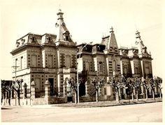 Casas de Veraneo en Mar del Plata, aun subsiste el chalet de la esquina