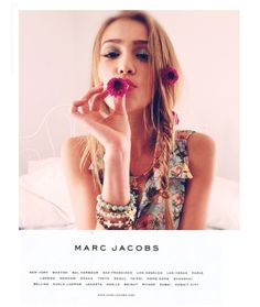 Cailin Russo by Marc Jacobs.