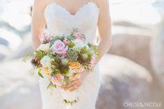 Hyatt Regency North Lake Tahoe Beach Wedding :: Chelsea Nicole Photography
