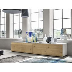 Contemporary Italian sideboard for dining or living room interior at My Italian Living Ltd