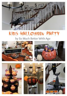Kids' Halloween Party | So Much Better With Age