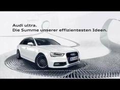 """Audi ultra TV-Spot - """"Domino"""" - YouTube"""