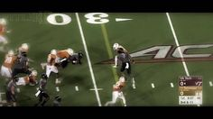 NCAAF Virginia Tech vs Bristol. 1st Quarter Highlights   NCAAF Week 2