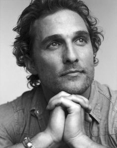 Matthew David McConaughey (born November 4, 1969) is an American actor.