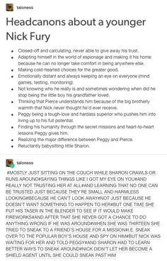 nick fury marvel mcu avengers sharon carter agent 13