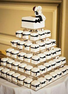 torte matrimonio cupcake foto