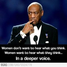 What Women Want To Hear