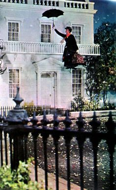 Mary Poppins ... Practically Perfect in Every Way