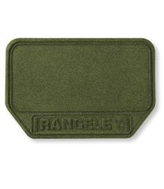 Waterhog Pet Placemat, Personalized Extra-Large: Dog Bowls and Mats | Free Shipping at L.L.Bean