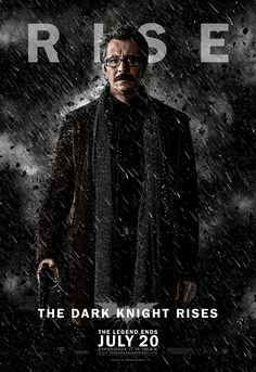 Fan made Poster for The Dark Knight Rises by messenjahmatt.com