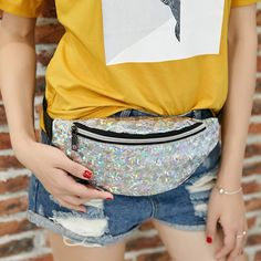 Victoria's Secret, Waist Pack, Large Shoulder Bags, Outdoor Woman, Belts For Women, Pattern Fashion, Pink, Fanny Pack, Pu Leather