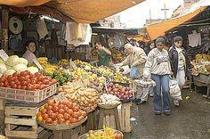 Mercado 4 is a huge market in Paraguay