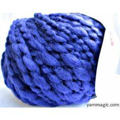 Royal Fantasia Pure New Wool Bulky Yarn