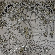 An English Arts & Crafts Embroidery