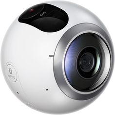Left side view of Gear 360