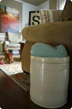 Thrifty Decor Chick: Farmhouse Industrial Modern?