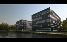 Biopartner Leiden by JHK architects