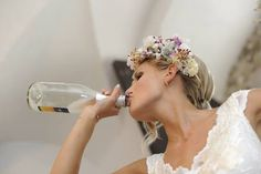 We Are Flowergirls- Flowercrown- Weddingcrown_ Headpiece-Accessoire-Handmade-Hairaccessoire- Headband Headpiece, Handmade, Accessories, Hand Made, Head Piece, Craft, Headdress