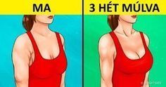 10 Easy Exercises For Beautiful Arms and Tight Breasts How to Get Beautiful Arms and Tight Breasts. In case you're looking for an easy way to get a perfectly toned summer body without diets or hours at the gym, this … source Fitness Workouts, Pilates Workout, Easy Workouts, Pilates Training, Chest Muscles, Back Muscles, Breast Muscle, Double Menton, Summer Body
