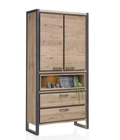 Led, Wooden Furniture, Tall Cabinet Storage, Dresser, Suho, Metal, Home Decor, Ideas, Industrial Furniture