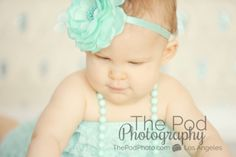 aqua-photo-shoot-girl-lace-romper-headband