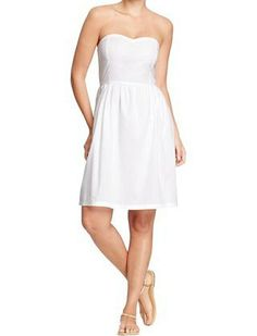 50 White Dresses Under $50 from Lucky Magazine