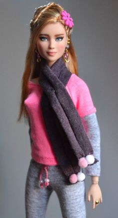 Savannah- Divergent Tris Barbie Doll OOAK Repaint by Doll … | Flickr