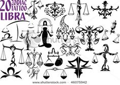 Libra tattoo designs for myself Libra Zodiac Tattoos, Libra Tattoo, Body Art Tattoos, Sleeve Tattoos, Nice Tattoos, Tattoo Drawings, Tatoos, Valo Ville, Libra Constellation