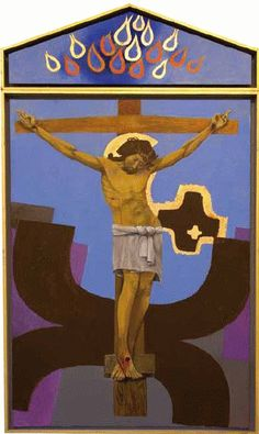 Crucufixion --- Arcabas