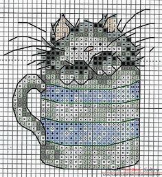 Схемы бесплатные вышивок крестиком. Фото №4