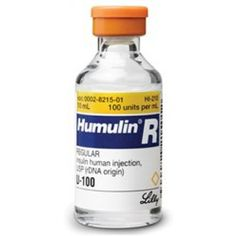 Humulin-R Lilly 100 I.U/ml 10 ml vial For Sale (Insulin) #steroids #supplements #hgh #insulin #peptides