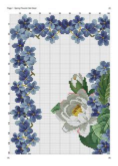 Xmas Cross Stitch, Cross Stitch Kitchen, Cross Stitch Bookmarks, Cross Stitch Borders, Cross Stitch Art, Cross Stitch Flowers, Cross Stitch Designs, Cross Stitching, Cross Stitch Embroidery