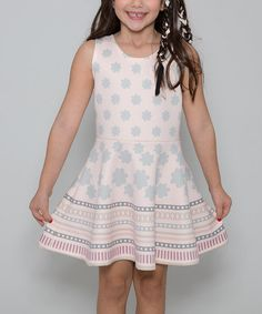 This Blossom Babe Dress - Toddler & Girls is perfect! #zulilyfinds