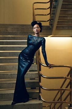 Riri for Vogue