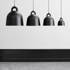 Normann Copenhagen Bell Lamp | Houseology