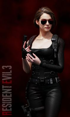 Valentine Resident Evil, Resident Evil Girl, Resident Evil 3 Remake, Jill Sandwich, Leon S Kennedy, Evil World, Video Games Girls, Jill Valentine, Angelababy