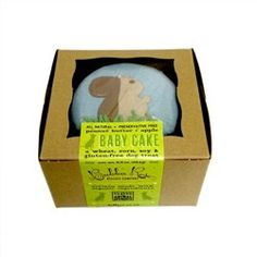 Woodland Squirrel Baby Cake - BD Luxe Dogs & Supplies - 1