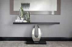 Kelly Hoppen have the best design and glamour are the keywords to describe this pieces