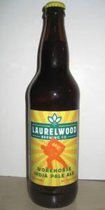 Workhorse IPA, Laurelwood