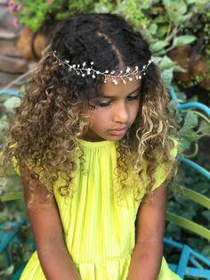Simple Hair Vine Bridal Hair Vine Wedding Hair Accessory