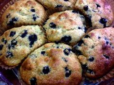 Gluten Free Blueberry Banana Breakfast Cakes Recipe