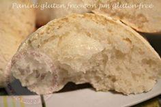 Panini gluten free  Read recipe: http://ildolcemondodipaoletta.forumfree.it/?t=68538431