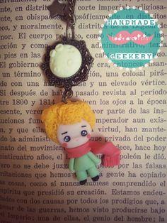 Collar El Principito/ Little Prince necklace