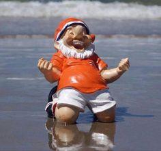 Happy Dutch Gnome