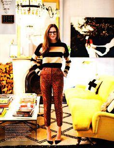Jenna Lyons - British Vogue